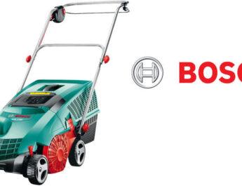 Les scarificateurs Bosch